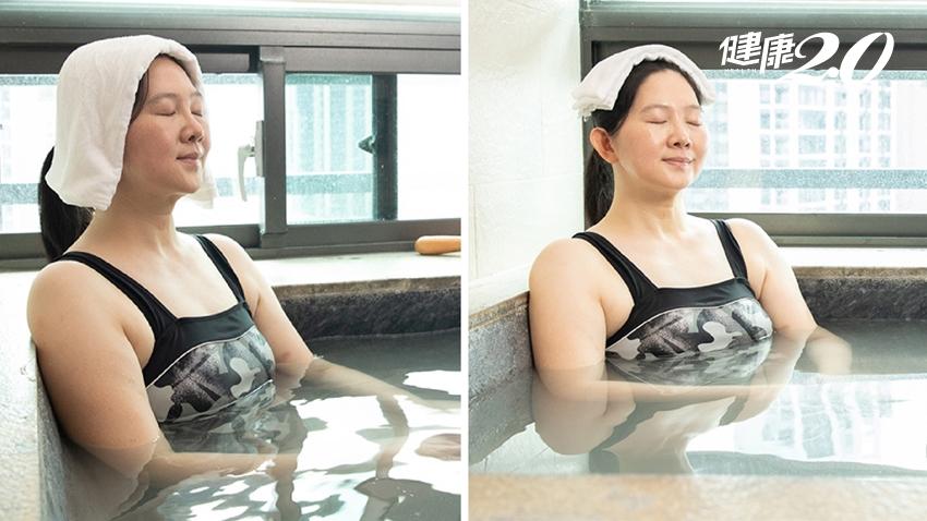 泡溫泉不要直接下水!醫師解答先做「一個動作」泡湯不頭暈