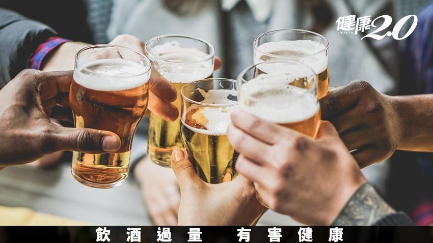 4罐啤酒=暴飲!歲末聚餐吃吃喝喝,營養師分享6個安心祕訣