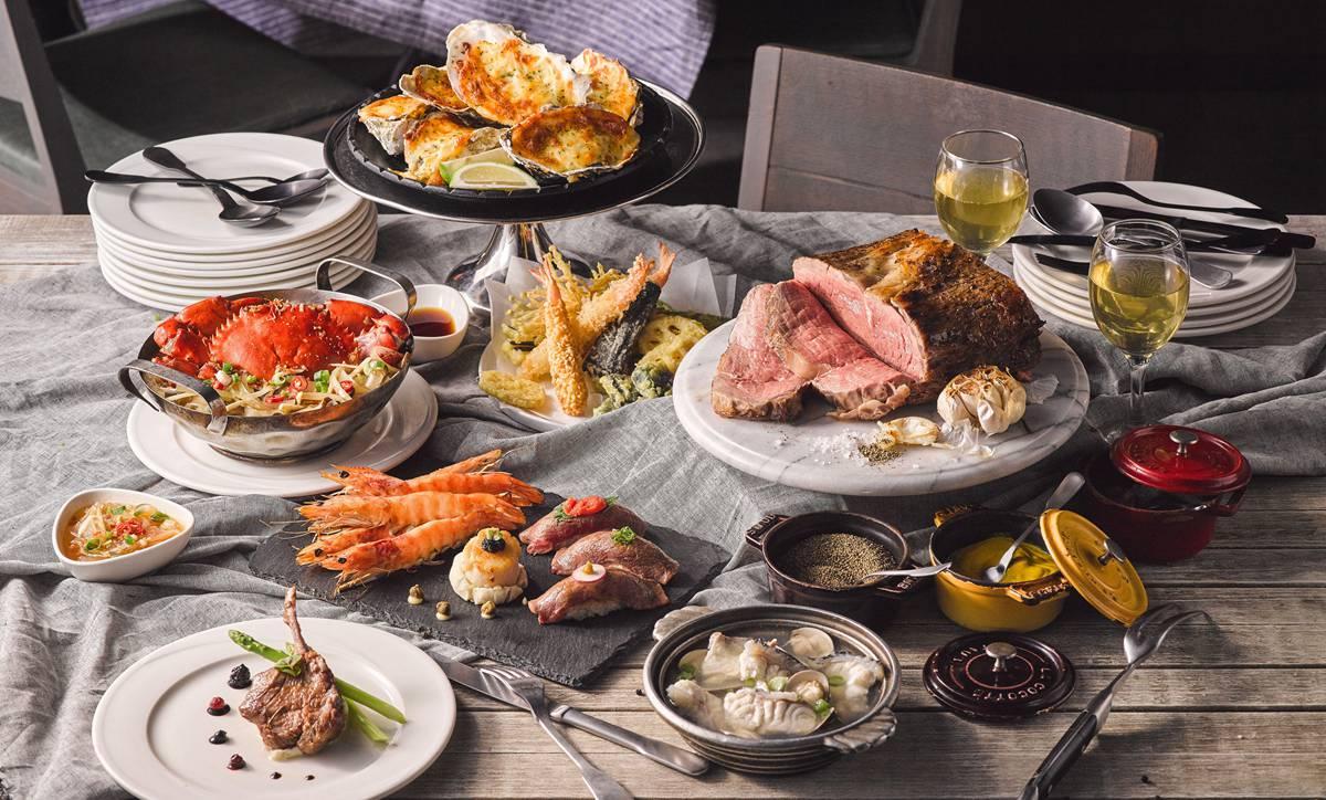 3月這23家餐廳有優惠,雙和牛吃到飽888、吃蝦抽iPhone,減肥下個月再說囉