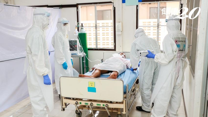 疫情告急!全台醫院大警備 醫師呼籲:沒事少出入醫院