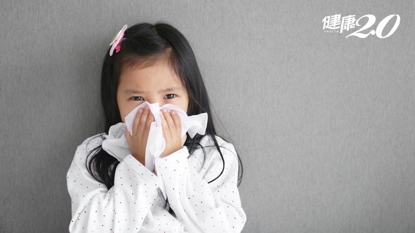 孩子咳不停,超過2週要就醫!3止咳方法比吃藥好