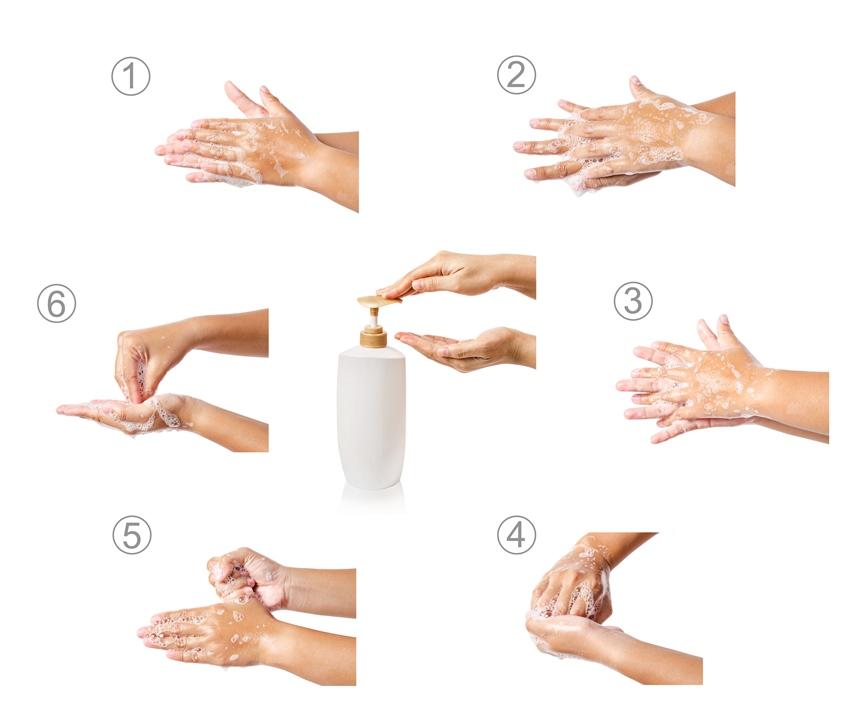 不必搶口罩!遠離新冠肺炎正確洗手最簡單有效  6個時機要記牢