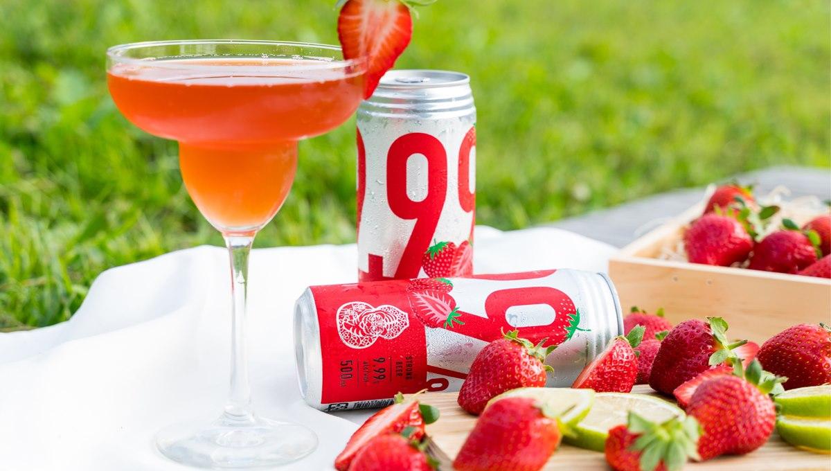 草莓季必吃13家!整座草莓101甜點、18顆草莓手搖飲、草莓披薩吃到飽