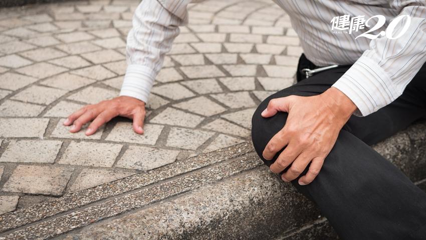年紀越大、越禁不起摔…6大原因最容易害長輩跌倒