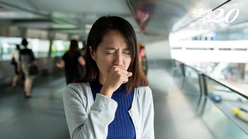 沒感冒卻咳不停恐對髒空氣過敏 名醫說還有 2種情況也會