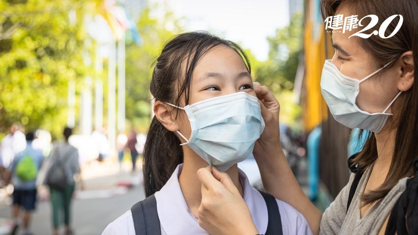 口罩配戴方式與配戴者健康狀況會有所不同?國健署:錯!只有「這樣」戴才有用