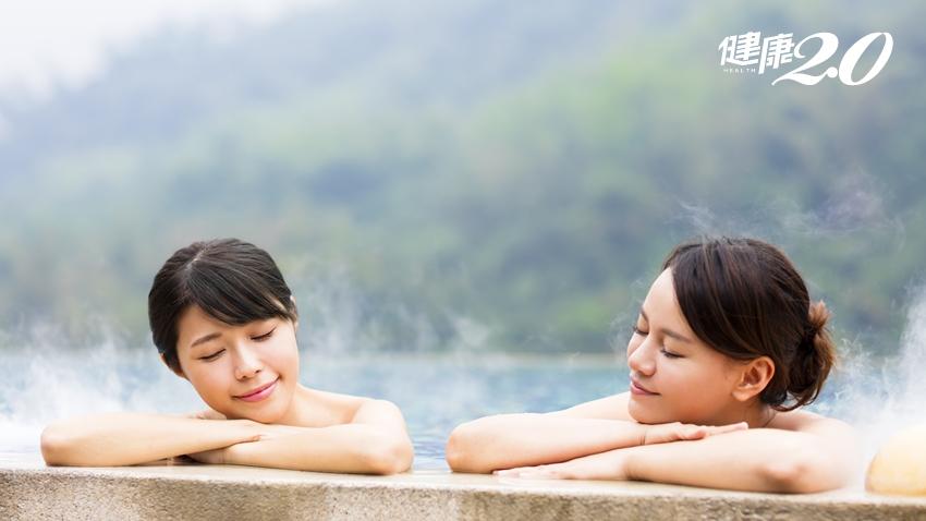 泡溫泉也有護眼效果!醫師提醒泡湯2禁忌 近視者要小心