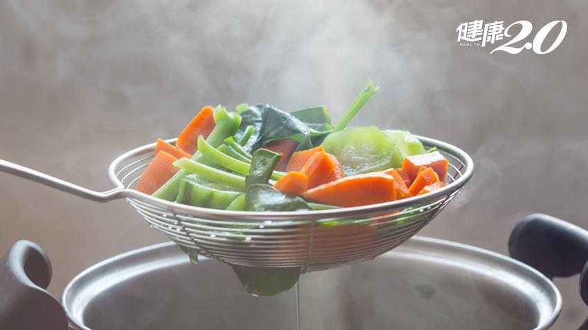 多吃蔬果可增強免疫 4招吃出抵抗力
