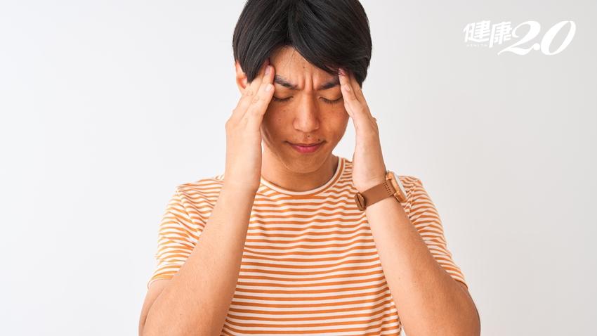 偏頭痛竟是年輕族群失能原因第一名!醫師建議少吃、多吃的食物