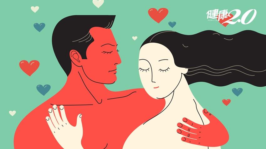 情人不是只有過節!心理師3招增加親密感,尤其第3招太重要