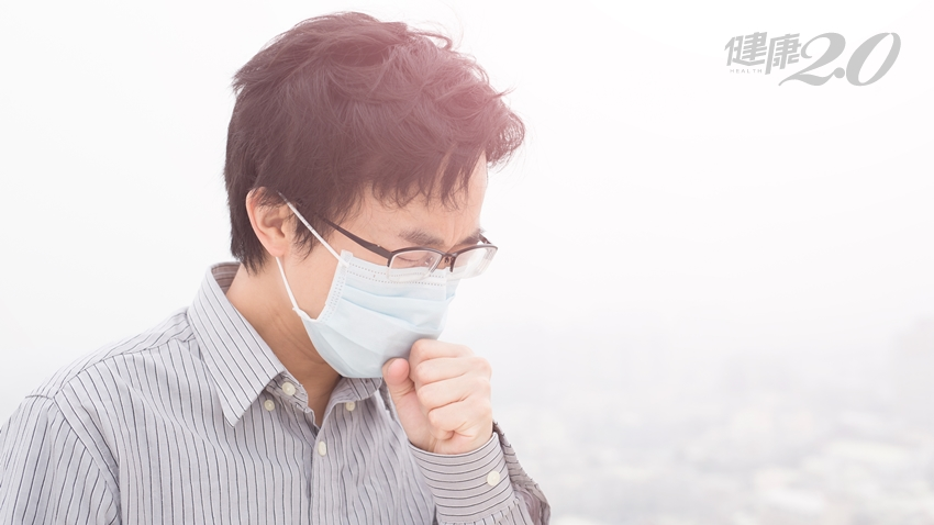 大人也會得百日咳!40多歲男性確診為今年首例