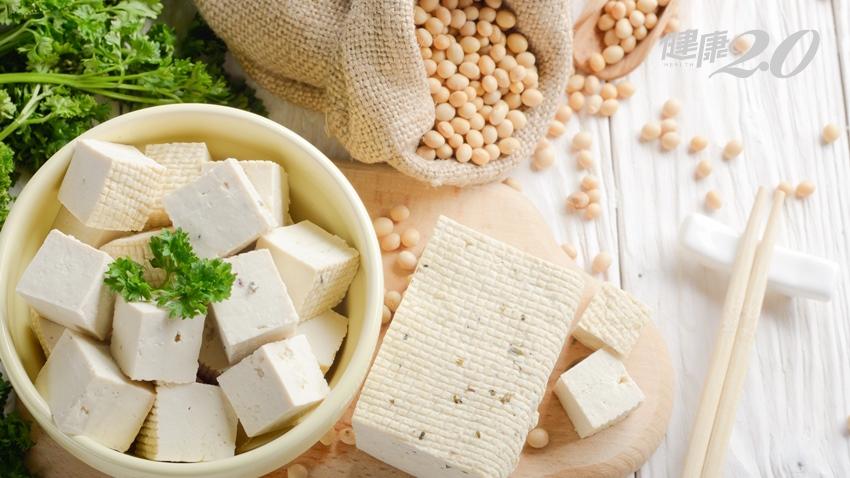 豆腐百百種,怎麼選最好?一圖表教你秒懂