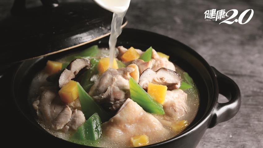 這種飲食法讓她瘦30公斤  達人推薦「甘薯刈菜雞湯」減醣料理