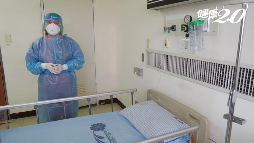 負壓隔離病房恐怖?部落客72小時經歷「像住有管家的飯店」