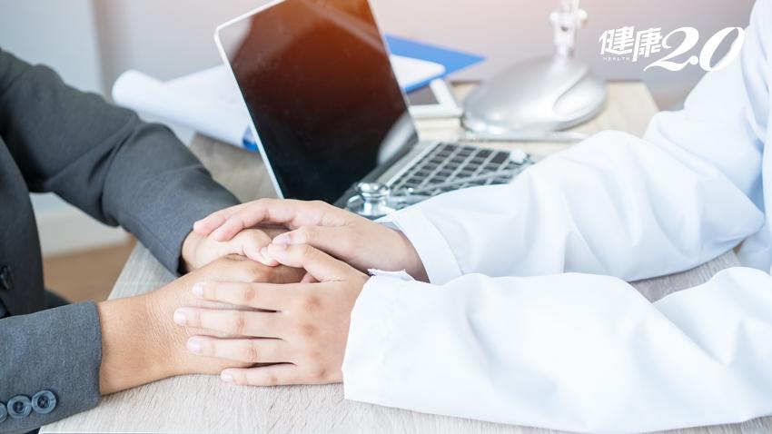 「我還能活多久?」罹癌醫師分享心路歷程:別被數字制約了!
