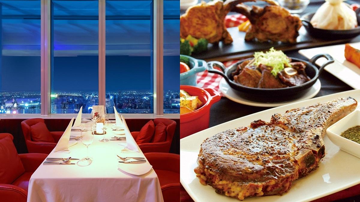 2人同行「10元」吃牛排套餐!超狂飯店「一泊三食」,馬上現賺3000多元