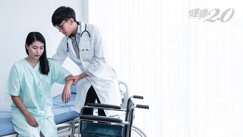 婦人術後幾乎不下床 急性肺栓塞險喪命