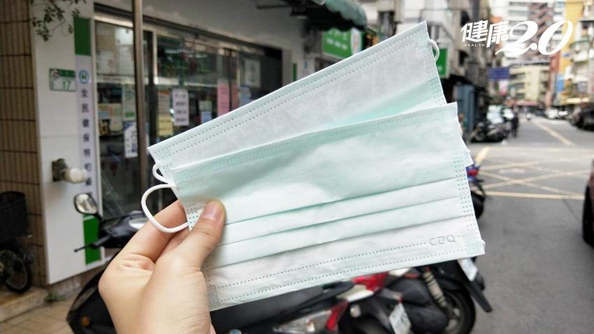 3月5日起口罩多1片!成人每7天可購買3片,可購買人數不變