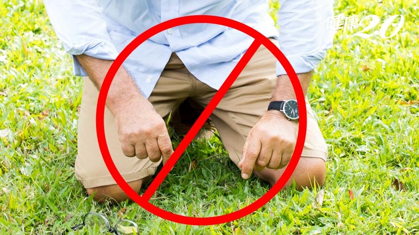 關節名醫呂紹睿花十年探索「內側摩擦症候群」:膝蓋彎曲超過60度最危險!