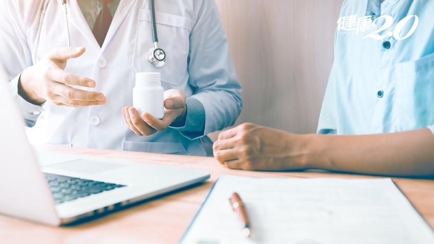 怕長期吃藥會洗腎?慢性病患4招遠離敗腎危機