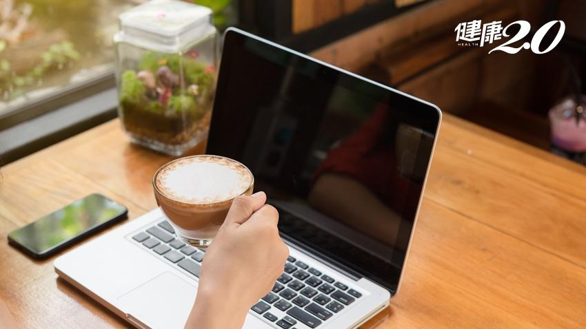 提神不必喝咖啡!這樣呼吸1分鐘就能為大腦注入能量滿滿