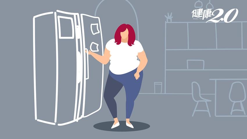 肚子咕嚕叫別急著吃!日減重名醫:5個吃飯技巧幫你成功瘦下來