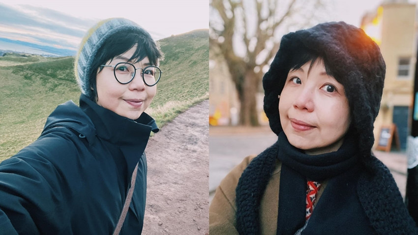 金鐘導演陳慧翎子宮頸癌2次復發…過去總是要求完美、現在她學會放過自己