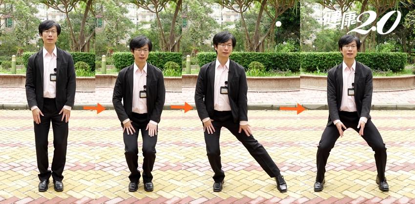 太極拳入門招式「蹲馬步」 預防失智、提升免疫力、遠離關節痛