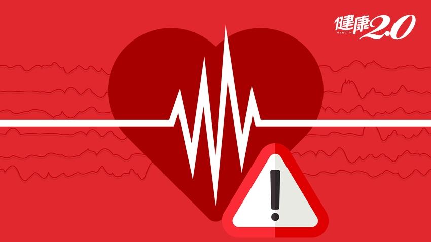 高以翔猝逝之後…自認心臟健康?預防「心因性猝死」必做1件事