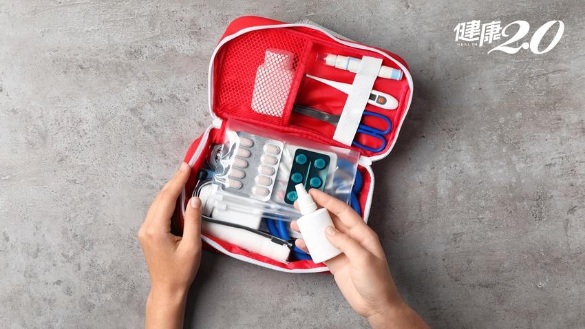 「家庭醫藥箱」該放什麼備用藥?食藥署:這款藥一定不能放