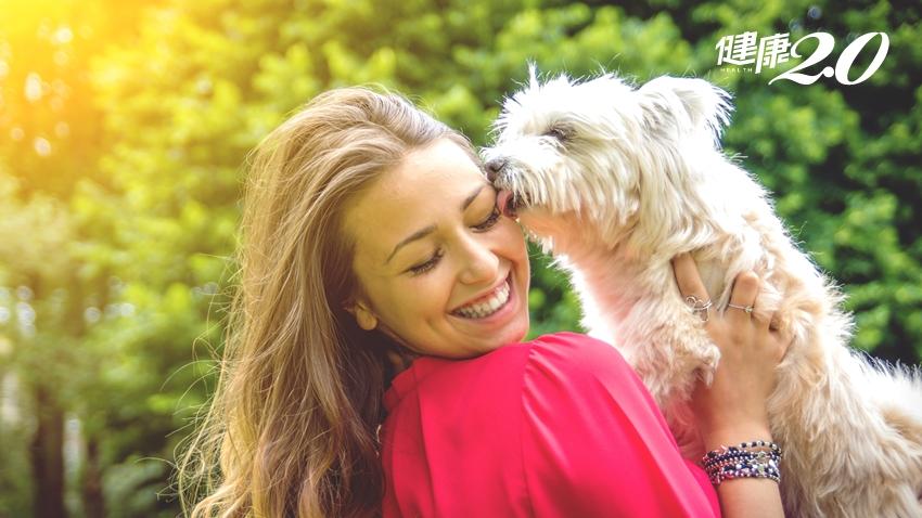 毛小孩舔人,會不會被傳染病毒?獸醫教你 幫寵物消毒必知重點