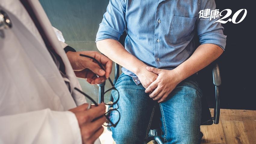 「勃起障礙」可能暗示你心血管問題!醫師「無痛治療」幫他硬起來