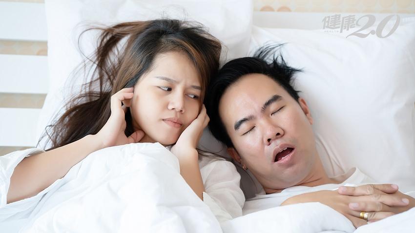 睡不好會降低免疫力!睡眠呼吸中止症罹患肺炎近3倍 這些人要小心