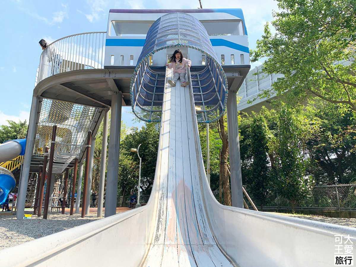 【全台22最好玩溜滑梯】戶外放電靠這篇!捷運車廂、八爪章魚最好拍,挑戰79公尺超長滾輪滑梯