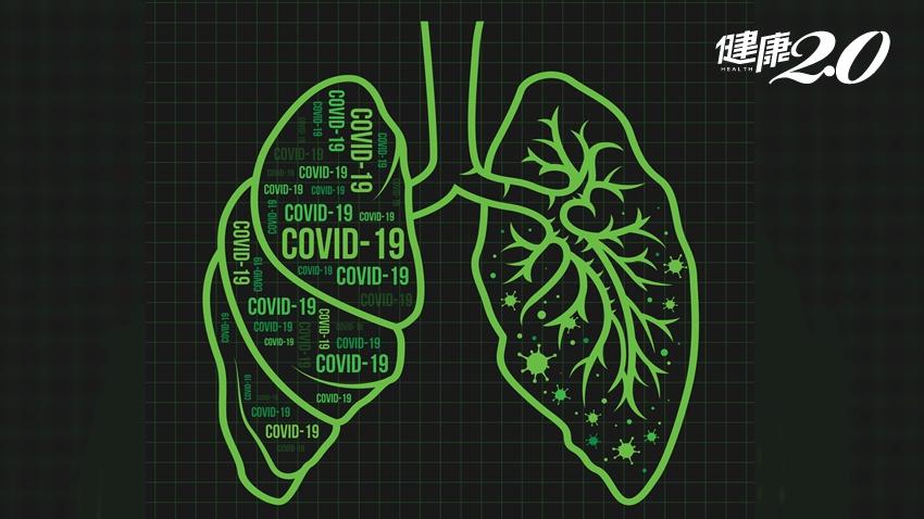 新冠肺炎患者出現肺纖維化…6大症狀小心「菜瓜布肺」已上身