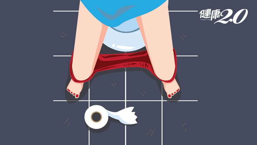 她流產後2週大量出血 鮮血浸濕褲子…「曾剖腹產女性」要小心了
