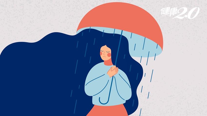 「醫師,我覺得活著好累…」 憂鬱症會好起來嗎?