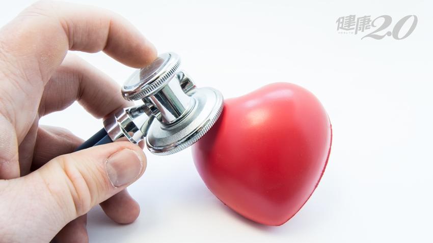 「7症狀」心臟在求救!心臟衰竭4階段 第4級存活率只剩50%