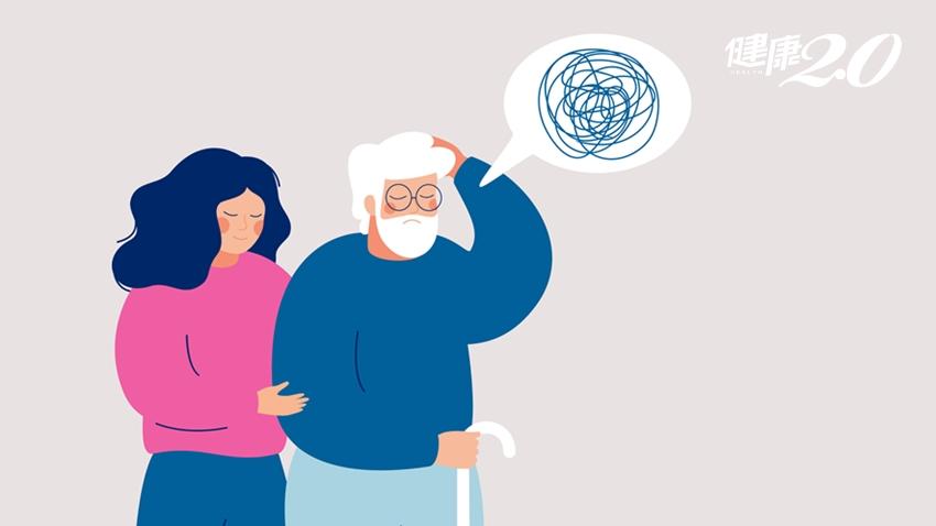 自願照顧失智症爺爺…24歲女孩深刻體認「喘息服務」有多重要