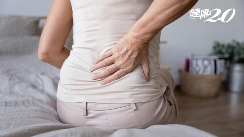 出了名的6大壞習慣「最傷腰」!你天天都在做 難怪腰痠背痛