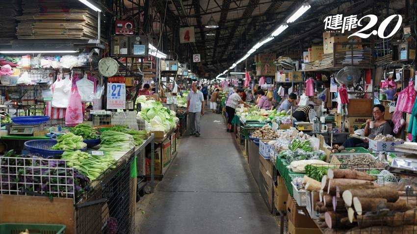 雙北公有市場強制戴口罩 譚敦慈建議:出門買菜必做5件事