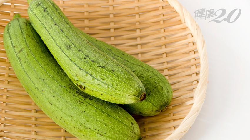 「絲瓜苦苦的」能吃嗎?營養師解析絲瓜5大好處 連心血管都顧到了