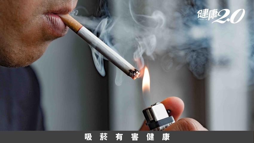 新冠肺炎重症並非老人專利 學者警告:中高齡吸菸男性最危險