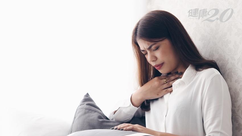 只是感冒喉嚨痛沒關係?小心「深頸部感染」會致命 出現3症狀快就醫