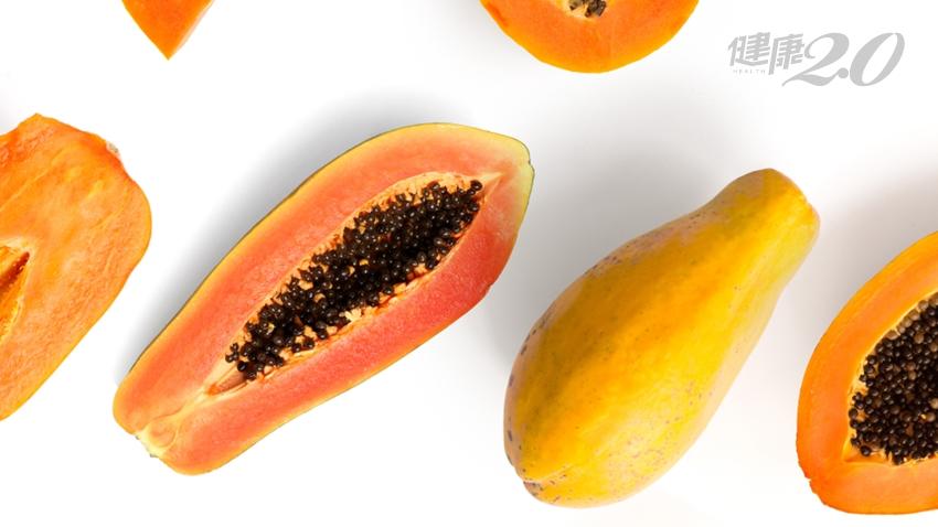 「百益果王」就是它!木瓜防癌、降膽固醇 還有超強4大功效