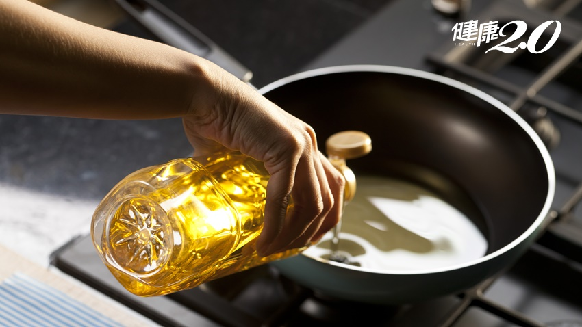 選好油要看脂肪比例!14種油品Omega-3、6、9比例大公開