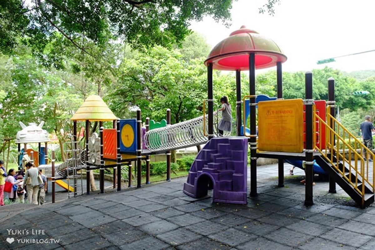 桃園放風趣!親子戶外一日遊5打卡點:貓頭鷹樹屋、50公尺溜滑梯、月亮鞦韆