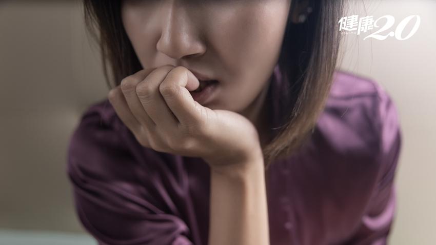 容易緊張、搞操煩,是得了焦慮症嗎?當心自律神經!3情況是警訊