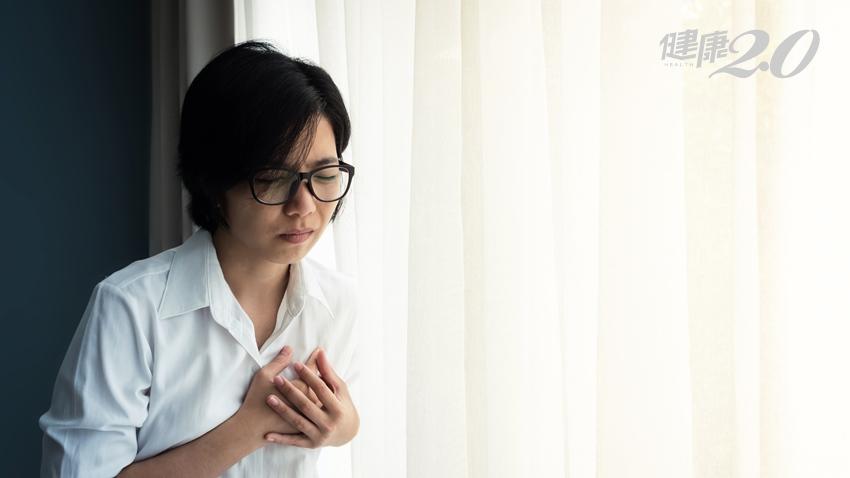 明明心臟很不舒服,為何醫師卻說心臟沒病?