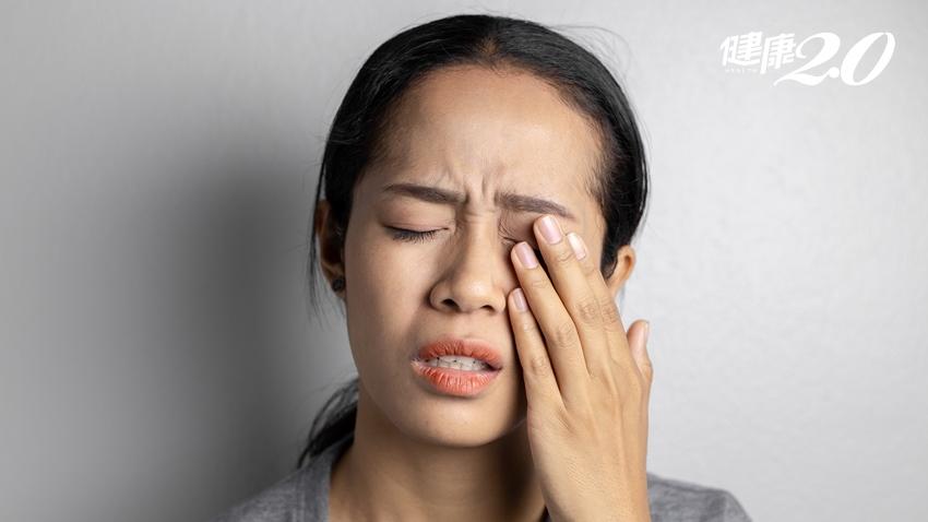 眼睛痛竟是長皮蛇 眼周發現「這」狀況務必快就醫